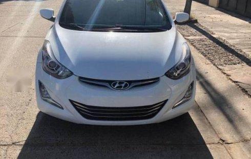 Hyundai Elantra usado en Zapopan