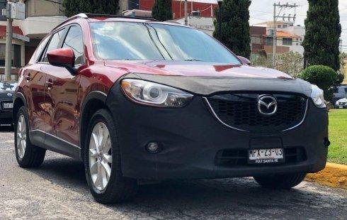 Mazda CX-5 impecable en Ciudad de México más barato imposible