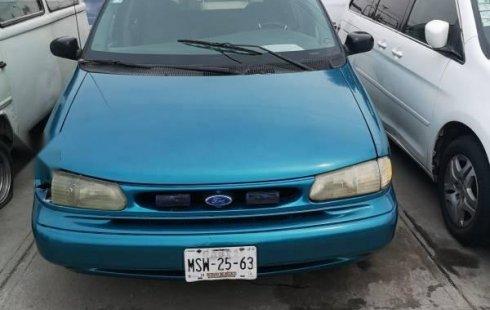 Vendo un Ford Windstar impecable