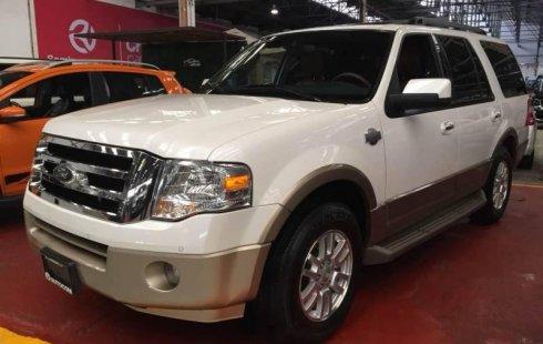 Se vende urgemente Ford Expedition 2012 Automático en Tlalnepantla de Baz
