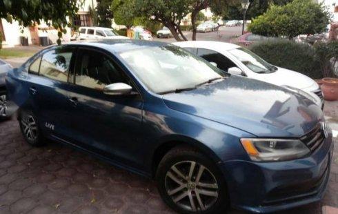 Quiero vender urgentemente mi auto Volkswagen Jetta 2016 muy bien estado