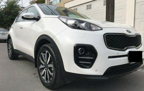 En venta un Kia Sportage 2017 Automático muy bien cuidado