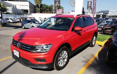 Volkswagen Tiguan 2018 barato en Zapopan