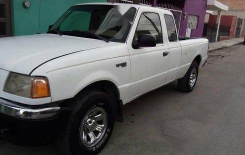Se vende urgemente Ford Ranger 2002 Automático en San Luis Potosí