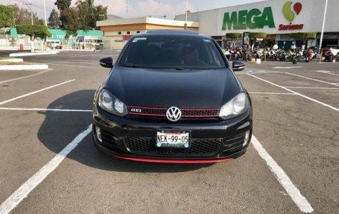 Volkswagen Golf GTI impecable en Ciudad de México