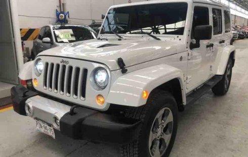Jeep Wrangler usado en México State