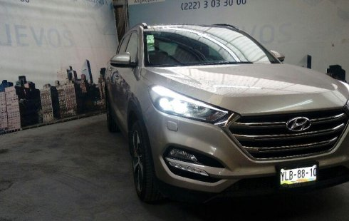 Precio de Hyundai Tucson 2017