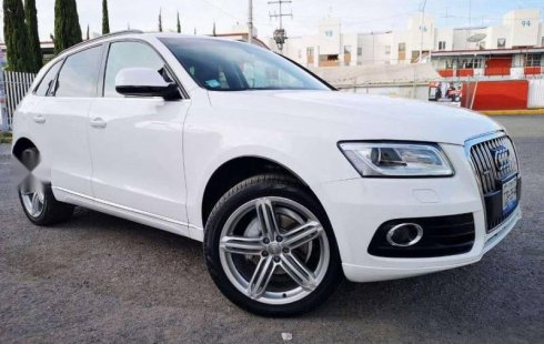 Quiero vender inmediatamente mi auto Audi Q5 2016 muy bien cuidado