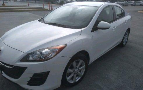Mazda 3 2010 barato en Nuevo León