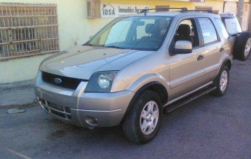Precio de Ford EcoSport 2005