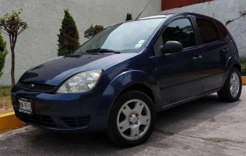 Auto usado Ford Fiesta 2005 a un precio increíblemente barato
