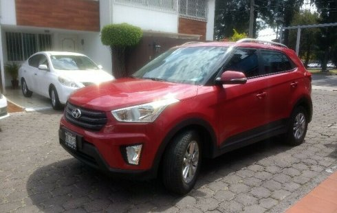 Pongo a la venta cuanto antes posible un Hyundai Creta en excelente condicción a un precio increíblemente barato