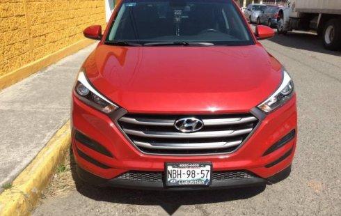 No te pierdas un excelente Hyundai Tucson 2017 Automático en Coacalco de Berriozábal