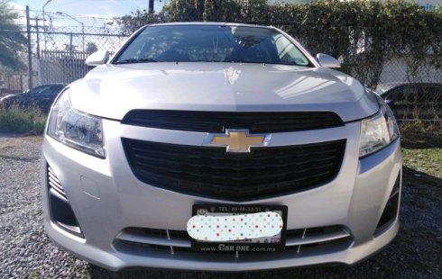 Chevrolet Cruze impecable en Nuevo León