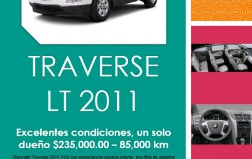Chevrolet Traverse 2011 en