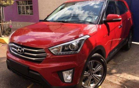 Urge!! En venta carro Hyundai Creta 2018 de único propietario en excelente estado