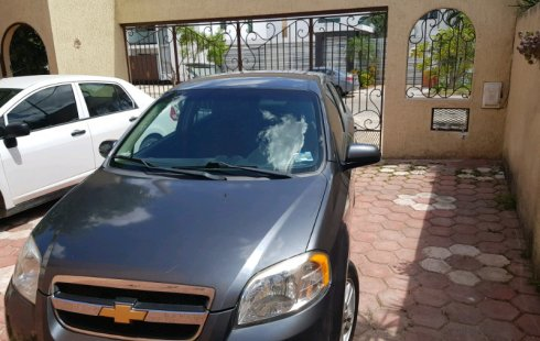 Chevrolet Aveo impecable en Mérida más barato imposible