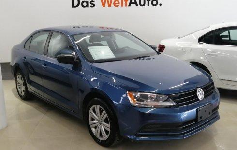 Volkswagen Jetta 2.0 Std  2018 Azul Seda
