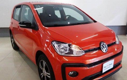 Volkswagen Up! Connect Std 2018 Naranja
