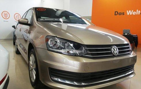 Volkswagen Vento Comfortline Std 2018 Beige