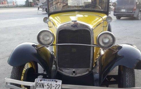 Tengo que vender mi querido Ford sedan 1930 en muy buena condición