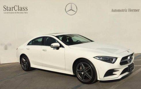 Quiero vender inmediatamente mi auto Mercedes-Benz Clase CLS 2019 muy bien cuidado