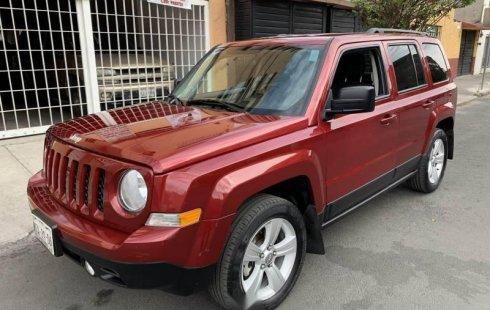 Jeep Patriot usado en Coyoacán