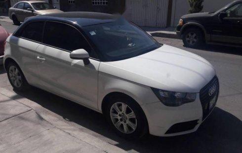 Un carro Audi A1 2014 en Nezahualcóyotl