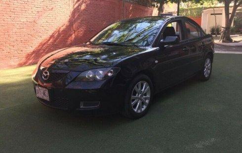 Quiero vender inmediatamente mi auto Mazda 3 2009 muy bien cuidado