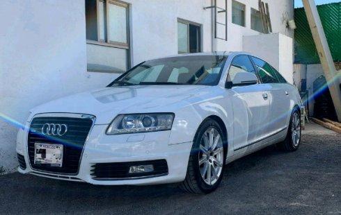 Quiero vender un Audi A6 usado