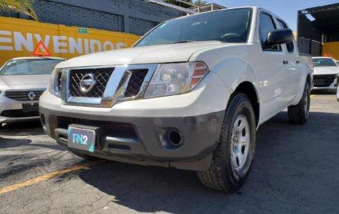 Urge!! Un excelente Nissan Frontier 2014 Automático vendido a un precio increíblemente barato en Iztacalco
