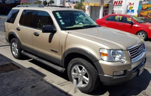 Auto usado Ford Explorer 2006 a un precio increíblemente barato