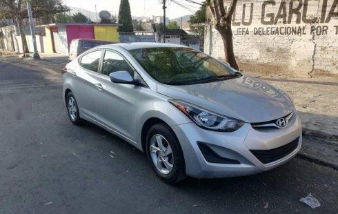 Se vende urgemente Hyundai Elantra 2015 Manual en Torreón