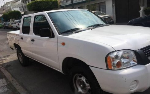 No te pierdas un excelente Nissan Pick Up 2013 Manual en Gustavo A. Madero