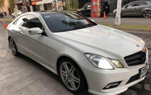 Quiero vender cuanto antes posible un Mercedes-Benz Clase E 2010