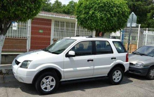 Quiero vender cuanto antes posible un Ford EcoSport 2007