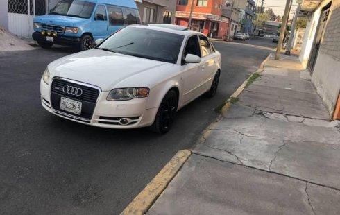 Vendo un carro Audi A4 2007 excelente, llámama para verlo