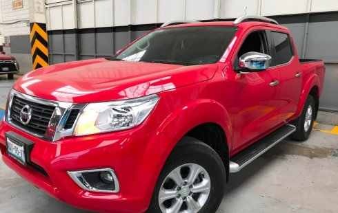 Nissan NP300 Frontier 2017 impecable