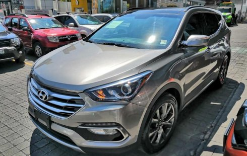 Auto usado Hyundai Santa Fe 2017 a un precio increíblemente barato