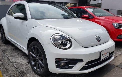 Volkswagen Beetle Sportline Std 2017 Blanco
