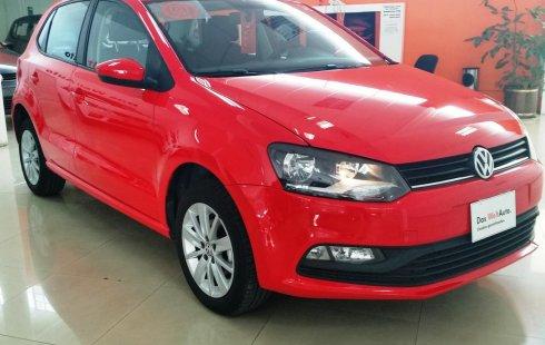 Volkswagen Polo 1.6 Std 2018 Rojo