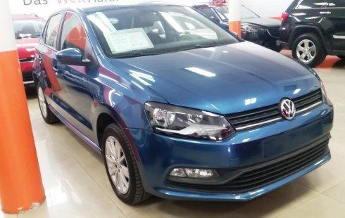 Volkswagen Polo 1.6 Std 2018 Azul