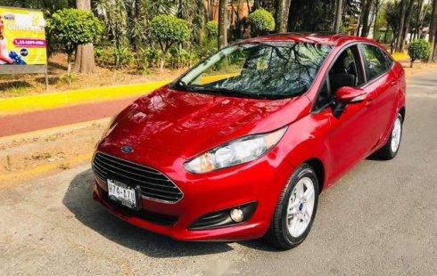 Quiero vender un Ford Fiesta en buena condicción