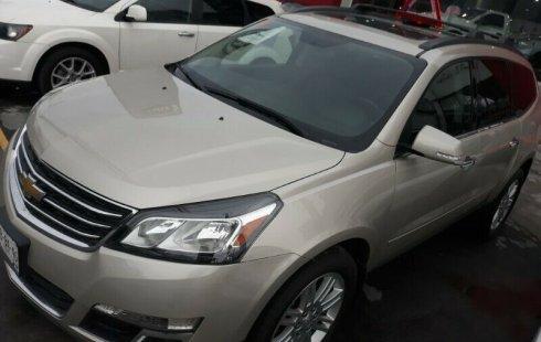 Coche impecable Chevrolet Traverse con precio asequible
