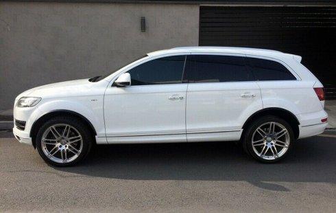 Audi Q7 impecable en Nuevo León más barato imposible