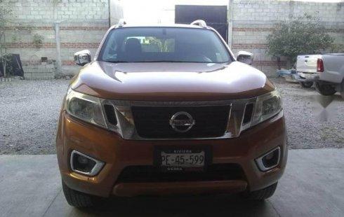 Nissan Frontier 2017 usado en Guadalajara
