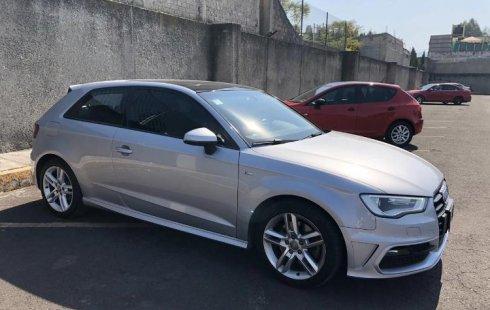 Audi A3 2015 usado
