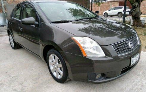 Llámame inmediatamente para poseer excelente un Nissan Sentra 2007 Manual