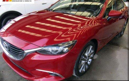 Urge!! En venta carro Mazda 6 2016 de único propietario en excelente estado