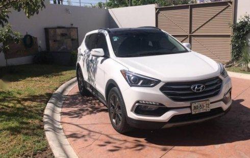 Hyundai Santa Fe 2017 impecable